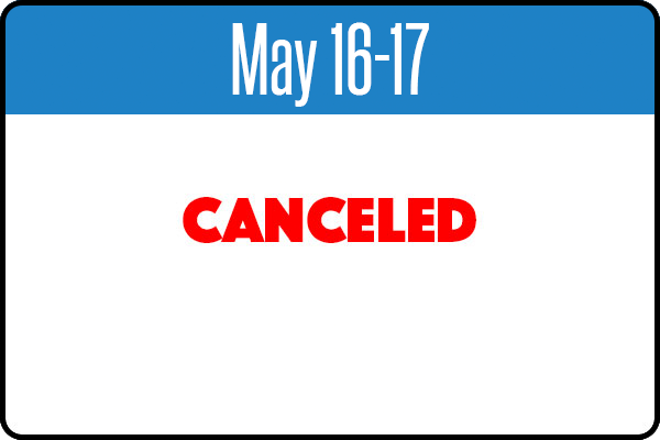 May Canceled
