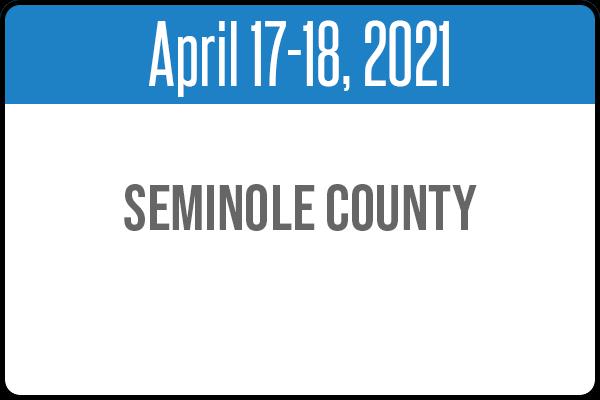 50's Tournament - April 2021